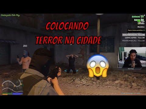 A policia não quis salvar o refem - FiveM Roleplay GTA V