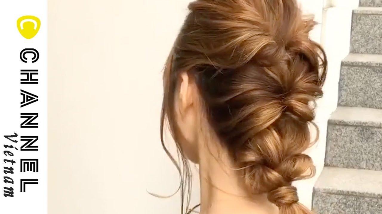 Làm thế nào để tết tóc dễ thương