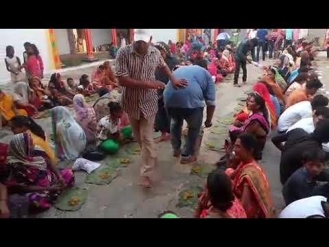 Ann kut Maha parv @ Radha Krishna mandir manikpur