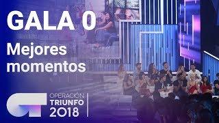 Mejores momentos Gala 0 | OT 2018