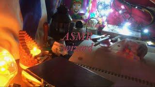 ASMR 마법 학생의 성적표, 언니의 편지, 소포 보내…