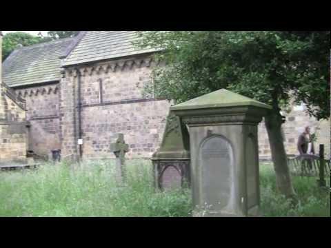 St John the Baptist Church, Adel, Leeds, UK - 27th June, 2012