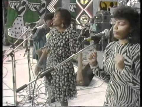 Miriam Makeba & Hugh Masekela