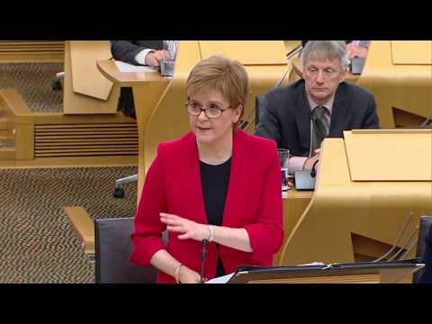 First Minister's Questions - 3 May 2018
