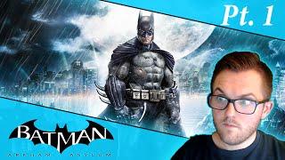 Batman: Arkham Asylum Bat Beat Down on the Clown!