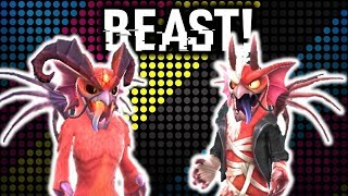 Beast Evolution! | Angry Birds Evolution