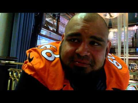 Manny Ramirez, Super Bowl XLVIII