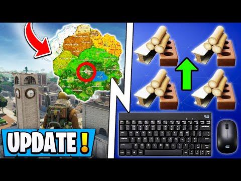 *NEW* Fortnite Update! | OG Tilted In S11 Map, Build Changes Coming, Bots!