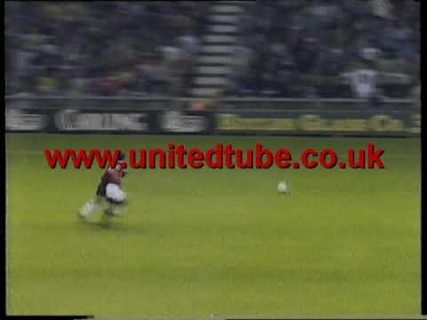Hughes goal vs Chelsea '92