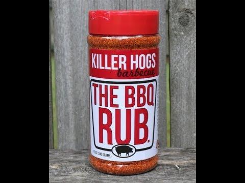 Killer Hogs BBQ Rub Recipe