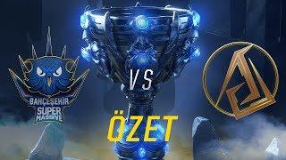 Baheehir SuperMassive  SUP  vs Ascension Gaming  ASC  Ma zeti  Worlds 2018 n Eleme 1 Tur