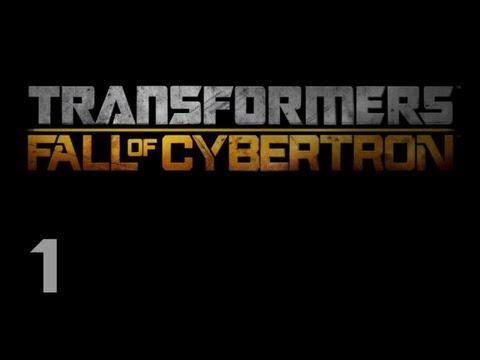 Игра Трансформеры: Битва за Кибертрон скачать торрент