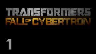 Прохождение Трансформеры: Падение Кибертрона — Ч. 1