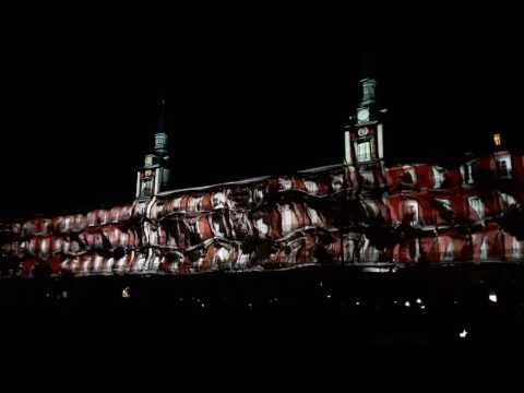 Video Mapping 360º - Plaza Mayor de Madrid - 2017