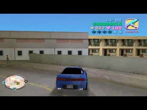 GTA Vice City Mitsubishi