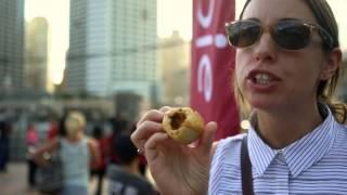 Pie Face make Australia's Biggest Meat Pie. Australia Day 2013 Thumbnail