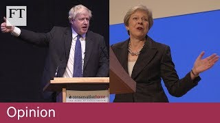 Brexit, Boris and the Maybot: Conservative conference talking points