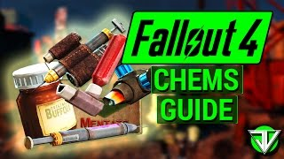 FALLOUT 4 The ULTIMATE Chems Guide Everything You Need to Know About Chems in Fallout 4