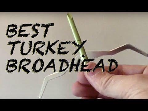Best Turkey Hunting Broadhead