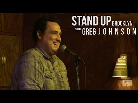 Nick Turner | Stand Up Brooklyn With Greg Johnson | Ep. 1