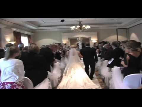 Jon & Jaclyn Hill wedding