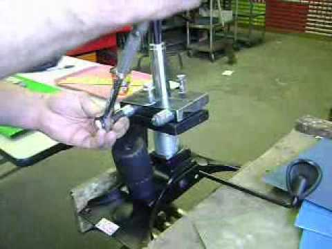Office chair repair gas cylinder lift YouTube