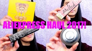 Aliexpress Haul 2017!  |AbbieWilloughby