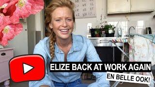 Ik knip Belle en samen mogen we weer shooten! |  ELIZE AT WORK AGAIN