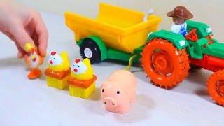 Развивающий Мультфильм Домашние Животные.  Знакомимся с Животными .