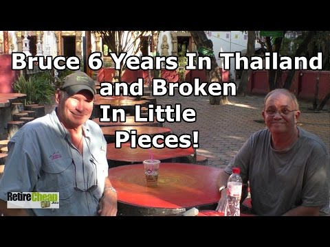6 Years Later - Is Bruce Still Living In Thailand? 🏍