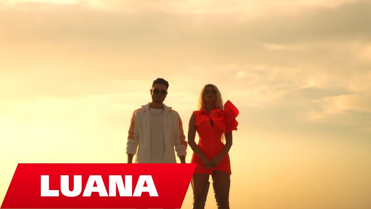 Luana Vjollca ft.  Faydee - Yalla Habibi (Official Video 4K)