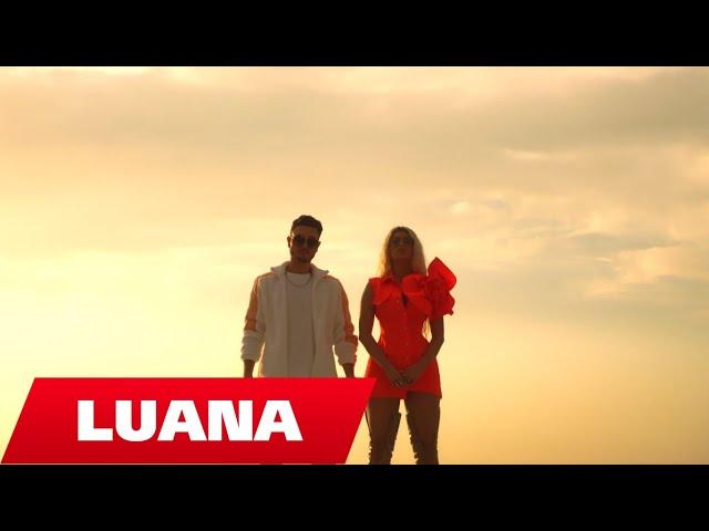 Luana Vjollca ft.  Faydee - Yalla Habibi (Official Video 4K)