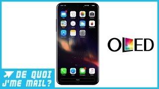 Le prochain iPhone 8 aura un écran OLED  DQJMM (1/3)