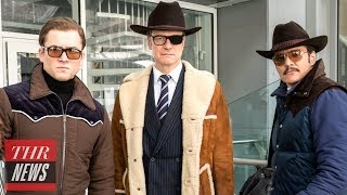 'Kingsman: The Golden Circle': What the Critics Are Saying | THR News