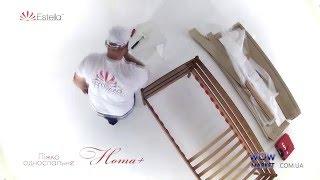 Обзор детской кровати Нота Плюс Эстелла. Инструкция по сборке от магазина wowmarket.com.ua