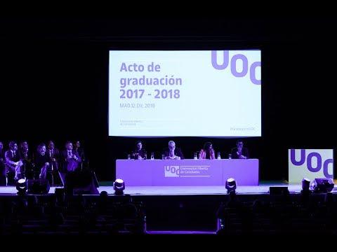 Actos de graduación