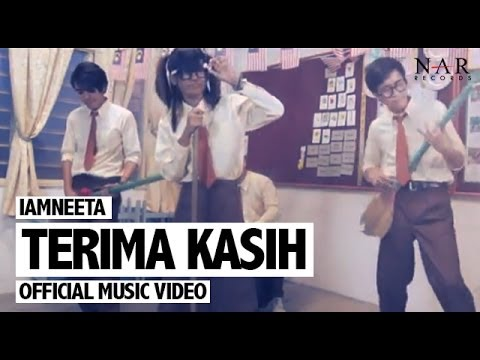 iamNEETA - Terima Kasih (Official Music Video)