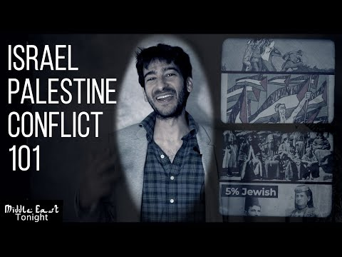 The Israel - Palestine Conflict, Explained In 34 Minutes
