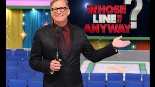 Whose Line Banter Bits: Mentions and References to Drew Carey