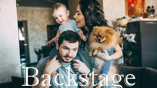 Backstage - семейная фотосессия в Киеве. Фотограф Киев(, 2017-01-30T16:56:47.000Z)