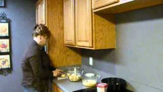 Orange Marmalade Pull Apart Bread.wmv