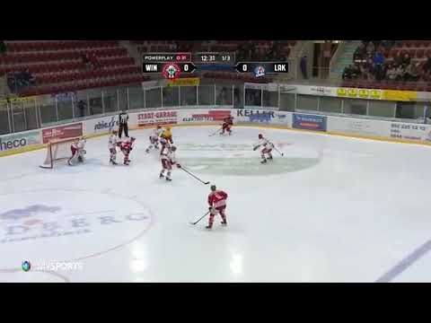 Highlights: EHC Winterthur vs SCRJ Lakers