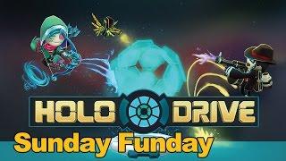 Holodrive Gameplay - Sunday Funday Round 83