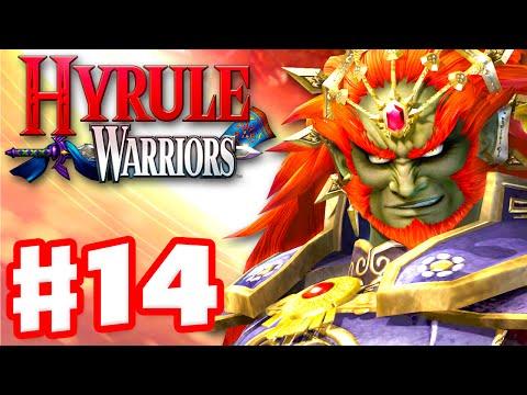 Hyrule Warriors - Gameplay Walkthrough Part 14 - Ganondorf in Gerudo Desert! (Wii U)