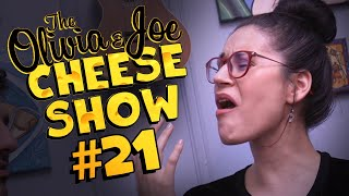 Flower Power - Hudson Flower - (O&J Cheese Show - #21)