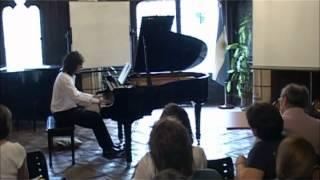 Carlos Florit Servetti: Degustaciones Merlot, op. 32 N° 1- Javier Villegas