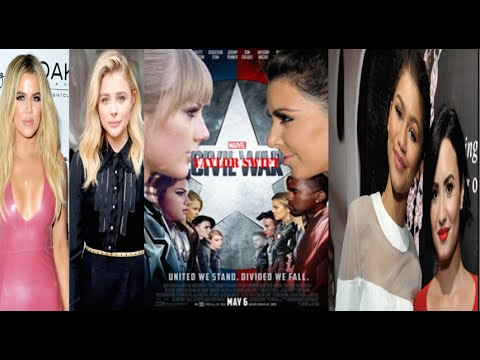 Khloé vs Chloë Zendaya, Chris Brown, Demi Lovato & MoreTake Sides In The Kim & Taylor Feud from YouTube · Duration:  9 minutes 48 seconds
