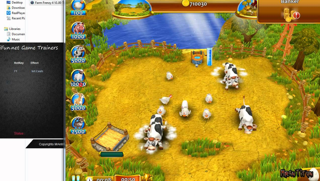 Farm Frenzy 4 V1 00 Trainer +1