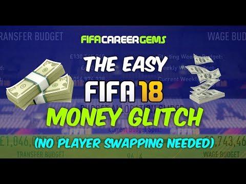 FIFA 18 EASY MONEY GLITCH (No Player Swap Required)