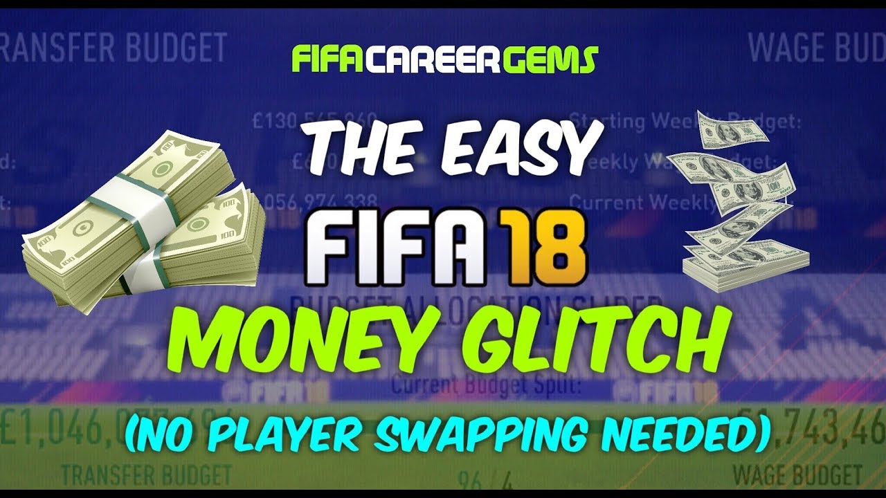 FIFA 18 EASY MONEY GLITCH (No Player Swap Required)